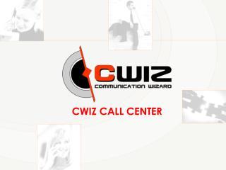 CWIZ CALL CENTER