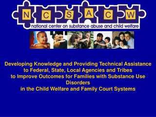 Developing Knowledge and Providing Technical Assistance