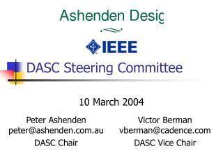 DASC Steering Committee