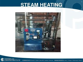 STEAM HEATING