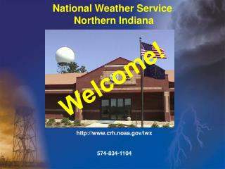 National Weather Service  Northern Indiana