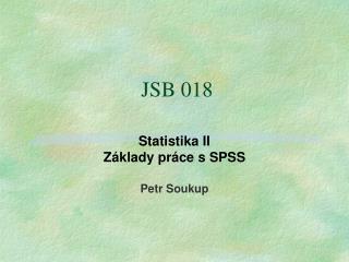 JSB 018