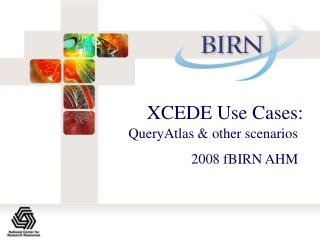 XCEDE Use Cases:
