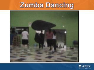 Zumba  Dancing