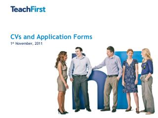 CVs and Application Forms