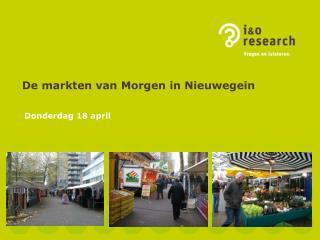 De markten van Morgen in Nieuwegein