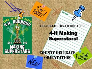 2014 Oklahoma 4-H Roundup
