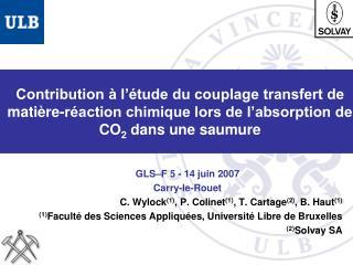 GLS–F 5 - 14 juin 2007 Carry-le-Rouet