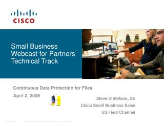 Small Business Webcast for Partners Technical Track