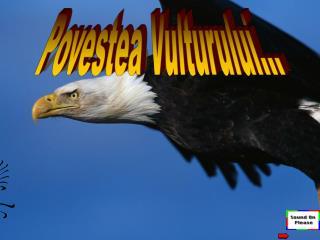 Povestea Vulturului…