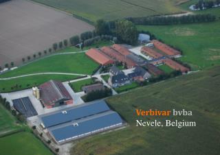 Verbivar  bvba Nevele, Belgium