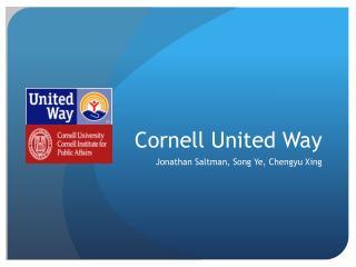 Cornell United  Way