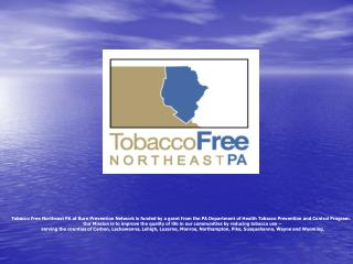 Tobacco Free Northeast PA