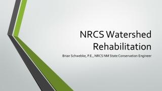 Impact evaluation for:  National Irrigation Rehabilitation Project