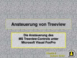 Ansteuerung von Treeview