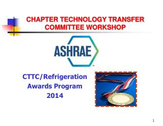 CHAPTER TECHNOLOGY TRANSFER COMMITTEE WORKSHOP