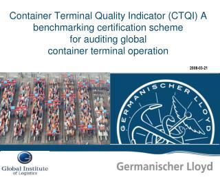 CTQI Standard