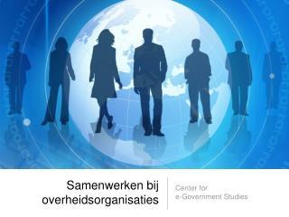 Samenwerken bij overheidsorganisaties