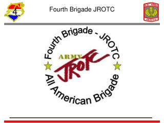 Fourth Brigade JROTC