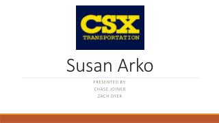 Susan  Arko