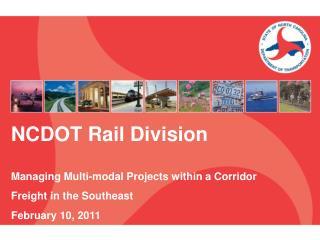 NCDOT Rail Division
