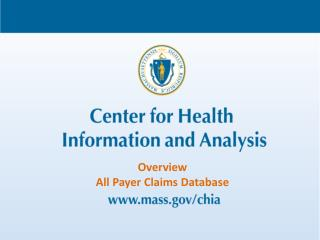 Overview All Payer Claims Database