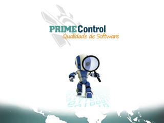 Sobre a Prime  Control