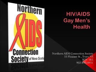 HIV/AIDS Gay Men's Health