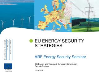 EU ENERGY SECURITY STRATEGIES