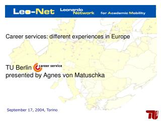 Career services: different experiences in Europe