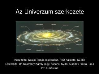 Az Univerzum szerkezete