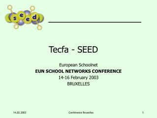 Tecfa - SEED