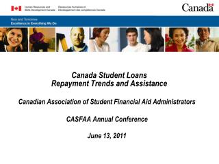 Canada Student Loans Repayment Trends and Assistance