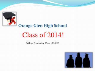 Orange Glen High School
