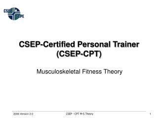 CSEP-Certified Personal Trainer (CSEP-CPT)