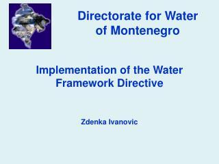 Directorate for Water of Montenegro