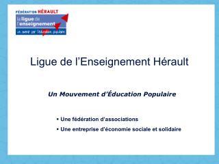 Ligue de l'Enseignement Hérault