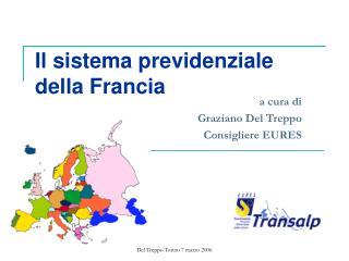 Il sistema previdenziale della Francia