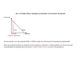 doc. e la différenciation horizontale: le modèle linéaire