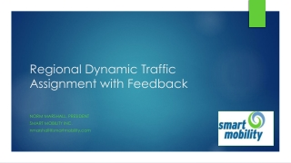 Dynamic Traffic Assignment VIII: Applications of Simulation