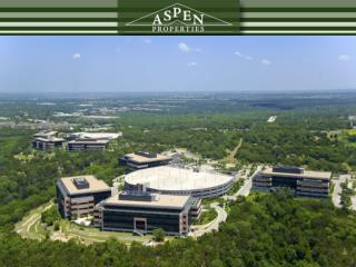 Aspen Properties   Founded in 1976  Operations in Austin, San Diego, and     Bellevue