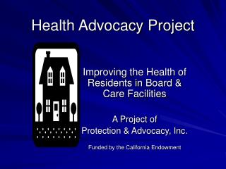 Health Advocacy Project