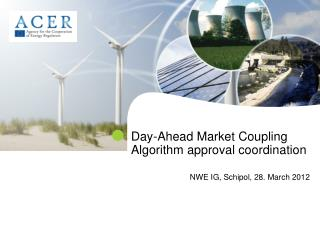Day-Ahead Market Coupling Algorithm approval coordination