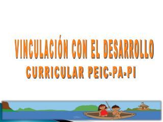VINCULACIÓN CON EL DESARROLLO
