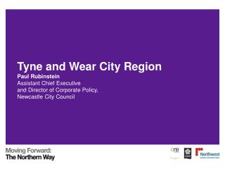 Tyne and Wear City Region Paul Rubinstein