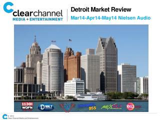 Detroit Market Review