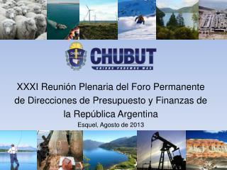 XXXI Reunión Plenaria del Foro Permanente de Direcciones de Presupuesto y Finanzas de
