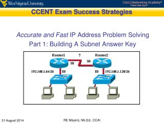 CCENT Exam Success Strategies