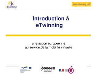 Introduction à  eTwinning