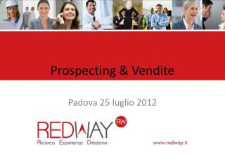 Prospecting & Vendite